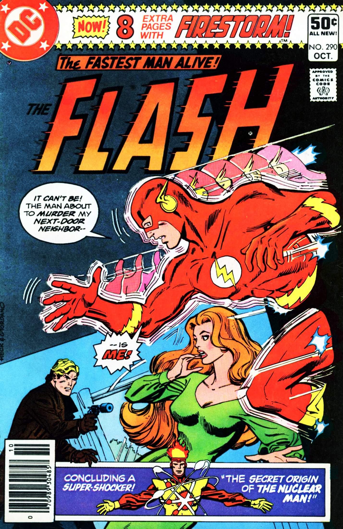 The Flash (1959) 290 Page 1