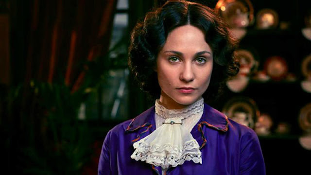 BBC's Dickensian Amelia Havisham