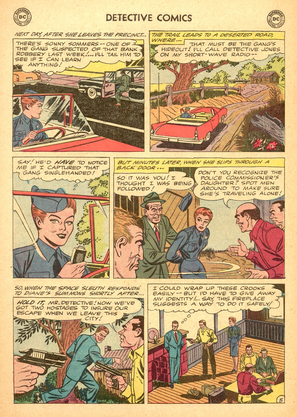 Detective Comics (1937) 284 Page 29