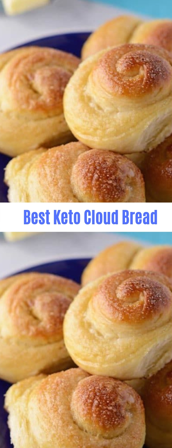 Best Keto Cloud Bread