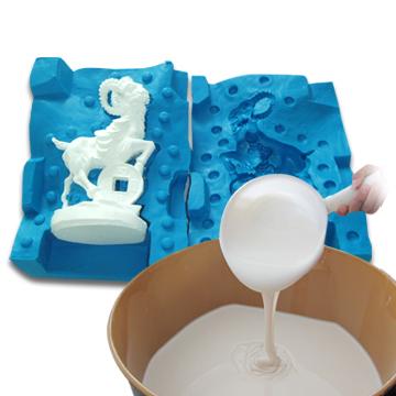 Membuat Cetakan Patung Sederhana Kepompong Kreatif