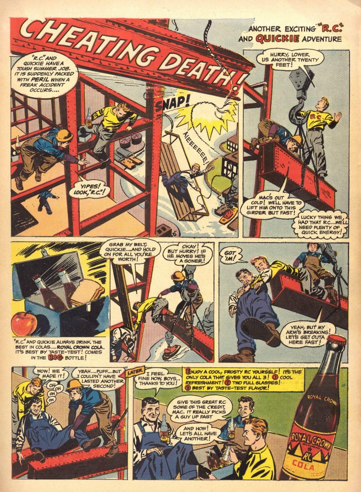 Read online Detective Comics (1937) comic -  Issue #150 - 51