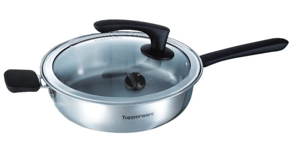 Tupperware Inspire Fryer (1) 26cm