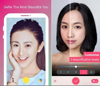 3 Aplikasi Foto Selfie Android Terbaik Review Dan Download cover