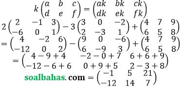 soal jawab un matek 2018