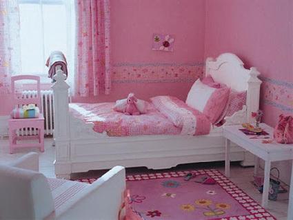 Pink Bedrooms Ideas 2
