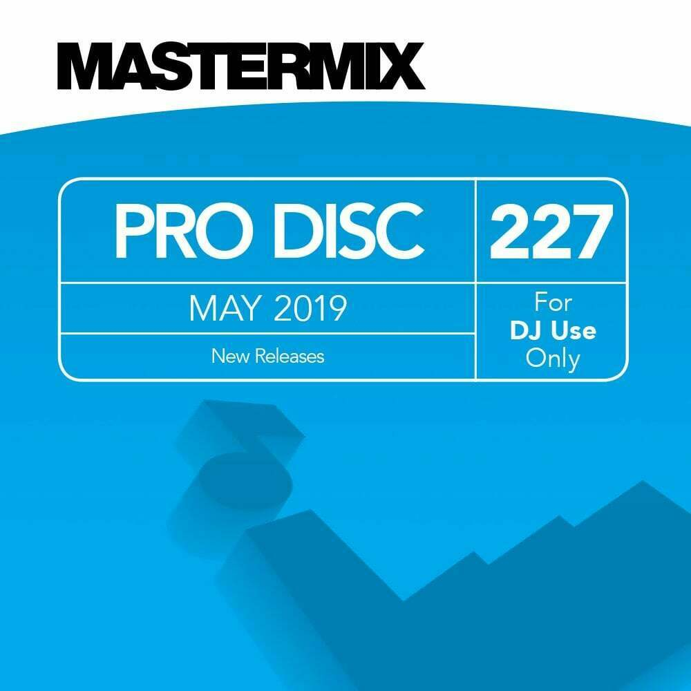 THE SOURCE FOR MUSIC 101: Mastermix Pro Disc 227 - May 2019