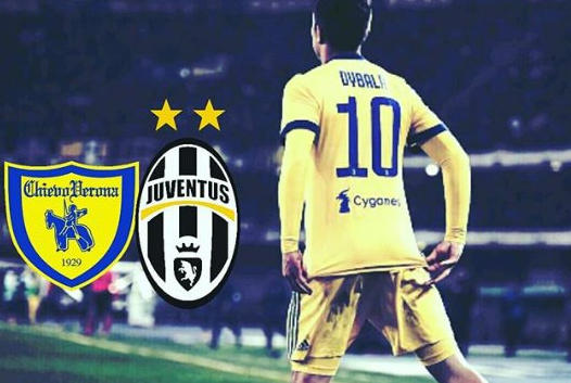 DIRETTA CHIEVO-JUVENTUS Streaming (no Rojadirecta): dove vedere VIDEO TV e LIVE Online
