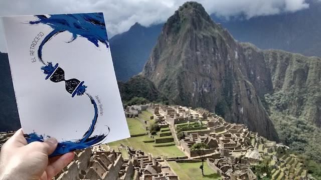 Machu Picchu, historia, novela, Perú, viajes en el tiempo, el retroceso