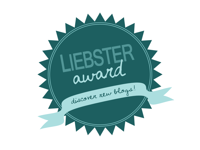 Liebster Award and Nominations