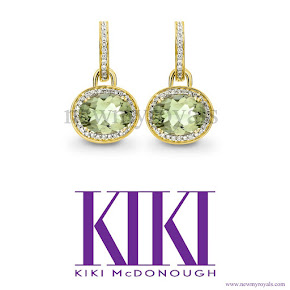 Kate Middleton Style KIKI McDONOUGH Earrings