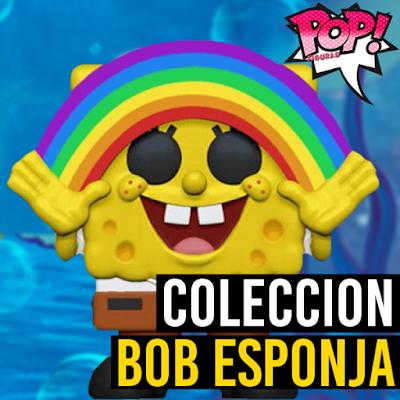 Lista de figuras funko pop de Funko POP Bob Esponja
