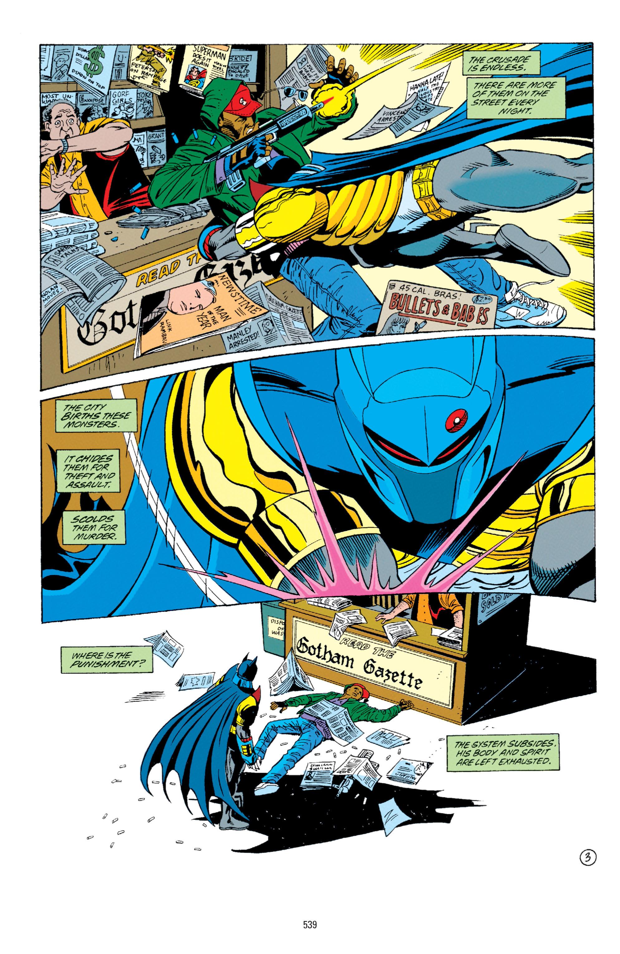 Detective Comics (1937) 674 Page 3