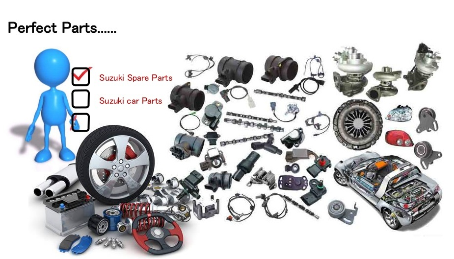Suzuki Parts: BP Auto Spares India Provides Premium Quality Car Parts