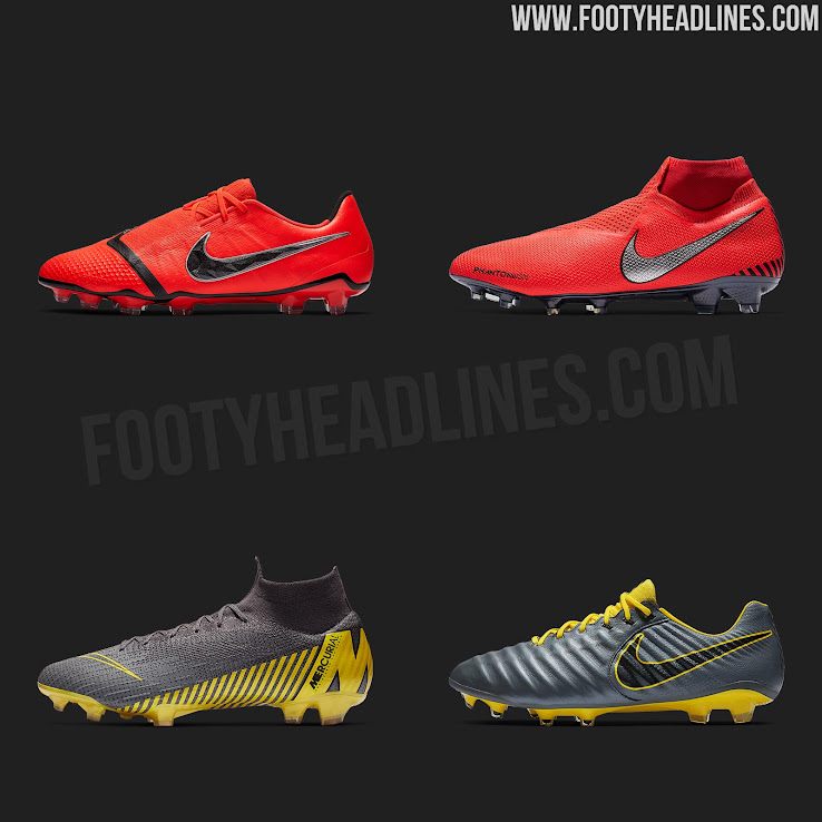 buy popular 2ad76 dab81 Nike Game Over Pack Released - Footy Headlines
