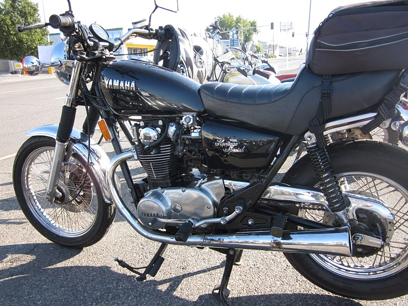 oldmotodude 1983 yamaha xs650 heritage special 2011 retro riders