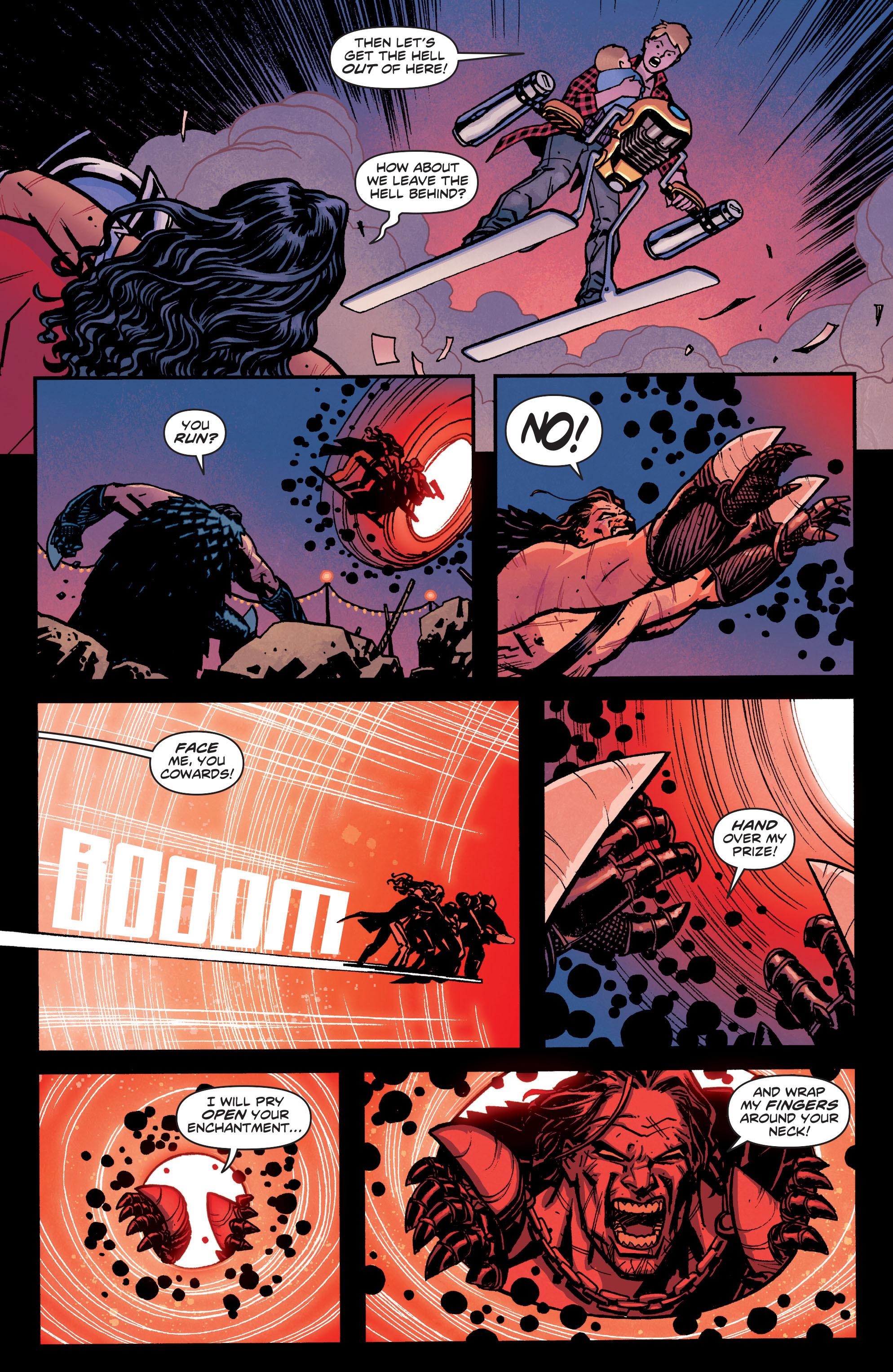 Read online Wonder Woman (2011) comic -  Issue #21 - 16