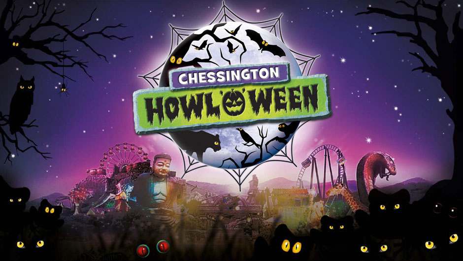 Photo of Chessington Howl'O'Ween Logo