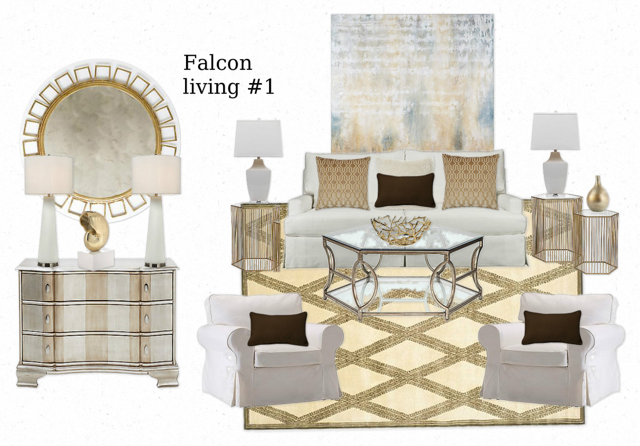 A young couples living room project! ~ Home Interior ...