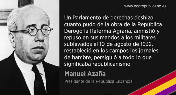 Don Manuel Azaña