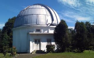 Observatorium Bosscha - Outbound Lembang Bandung