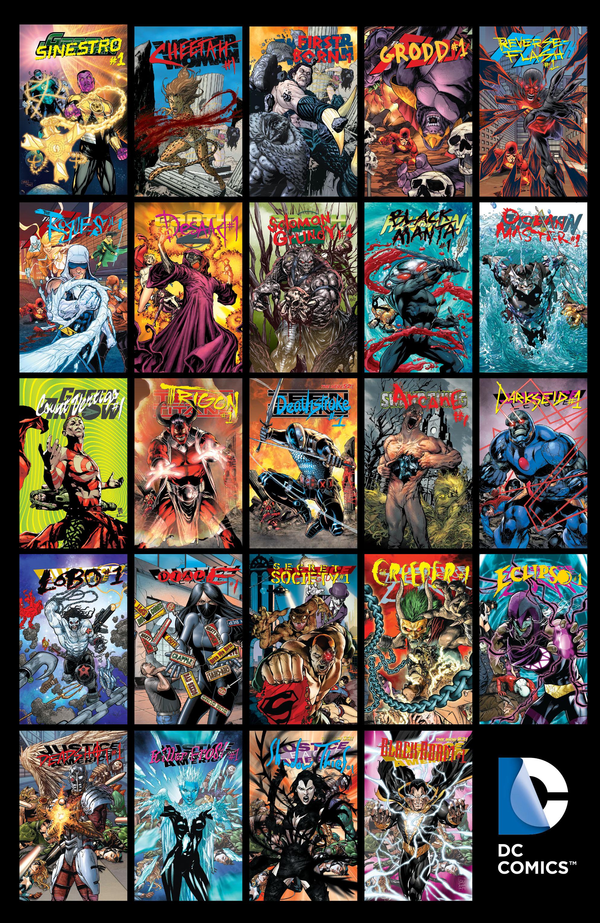 Read online Aquaman (2011) comic -  Issue #23.1 - 22
