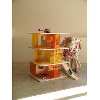 casa de madera muy innovador para tus hijos