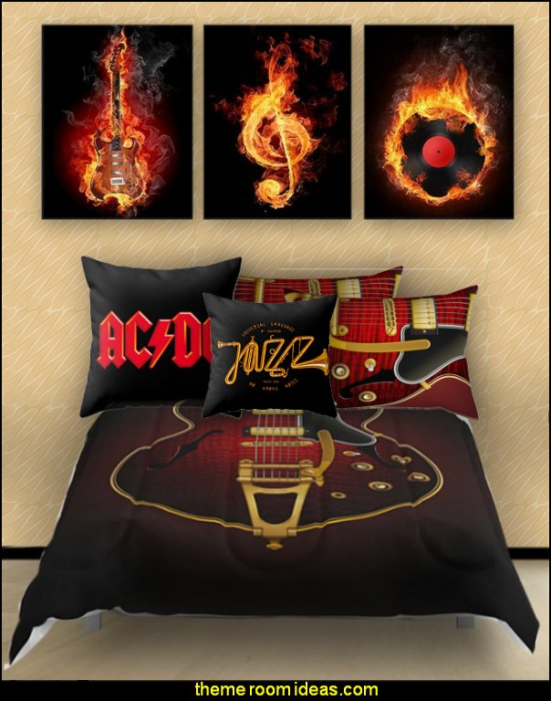 music bedding music wall art   Music bedroom decorating ideas - rock star bedrooms - music theme bedrooms - music theme decor - music themed decorations - bedding with musical notes - music bedroom decor - music themed bedroom wallpaper - music bedrooms - music bedroom design -  music bedroom accessories - music decor for walls - band decorations rock and roll - rock themed bedrooms - music bedding - music pillows - music comforters - music murals - Elvis