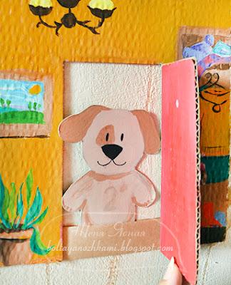 детский день рождения в домашних условиях