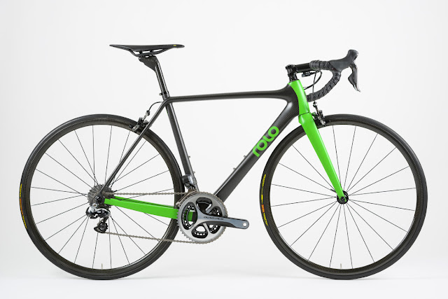 La ROLO, una bici única y exclusiva
