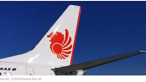 Pesawat Lion Air rute Bengkulu-Jakarta tabrak tiang lampu bandara, ujung sayap koyak