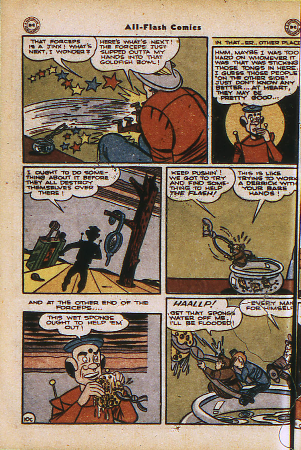 Read online All-Flash comic -  Issue #24 - 46
