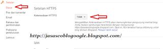 Cara Mudah Mengganti Website Blog Menjadi HTTPS