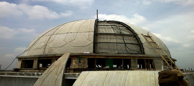 Kubah Masjid GRC Kualitas Terbaik