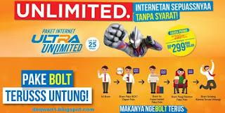 Daftar Harga Paket Internet Bolt Terbaru