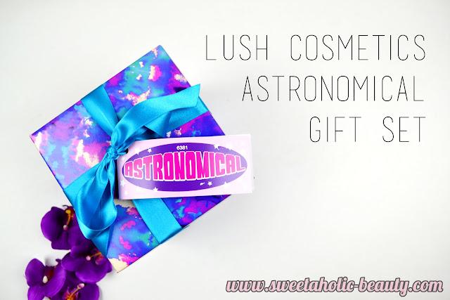 Lush Astronomical Gift Set - Sweetaholic Beauty