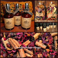 Scented Potpourri & Sprays