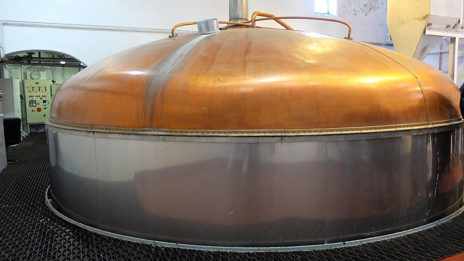 Macduff Distillery Tour
