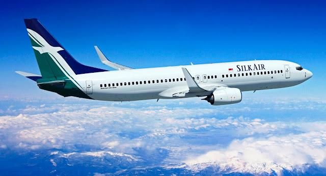 Silk Air Boeing 737-800