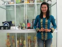 Shafira Erviana, Mahasiswi Universitas Muria Kudus yang Sabet Juara Favorit Putri Dirgantara Indonesia 2016