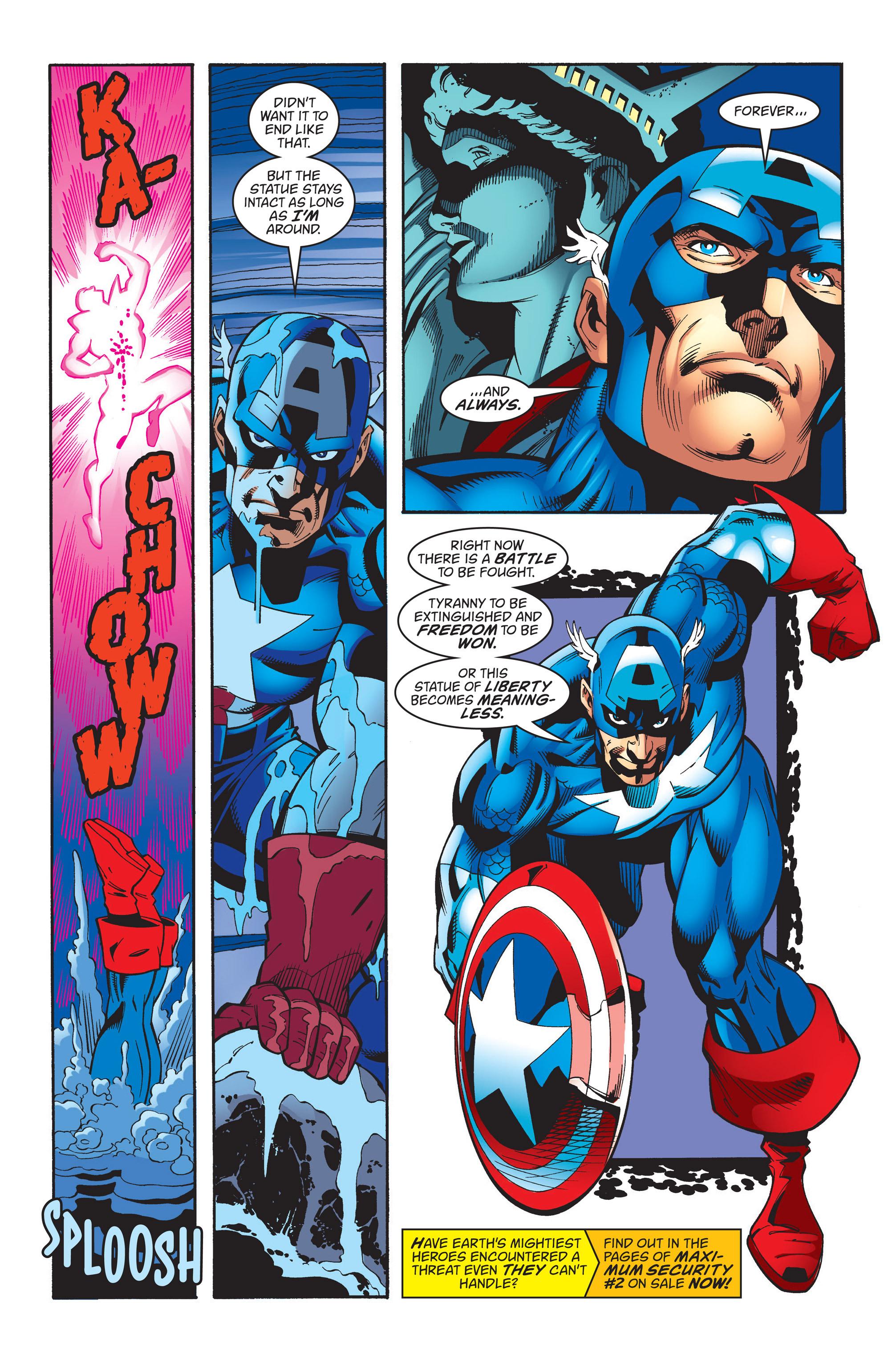 Captain America (1998) Issue #36 #43 - English 22