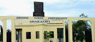 EBSU 2016 List Of Sanctioned/Expelled Students For Examination Irregularities Published