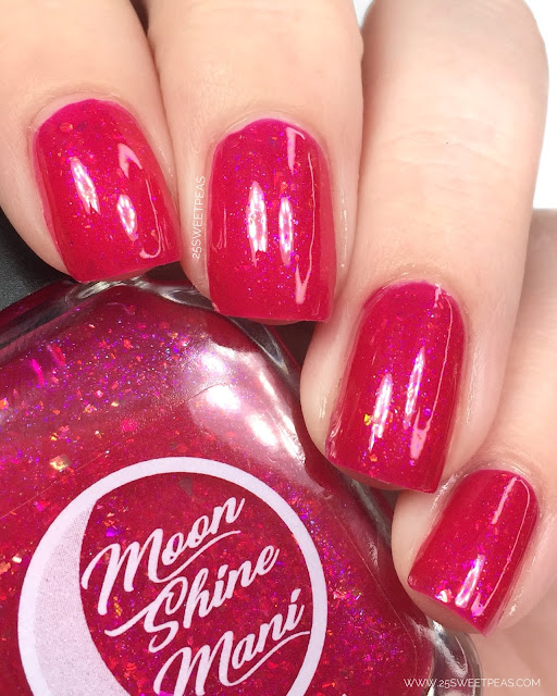 Moon Shine Mani Only Shooting Stars break the Mold