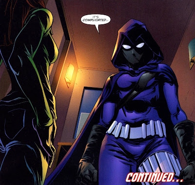 Stephanie Brown may be spoiler in the New 52's Batman: Eternal