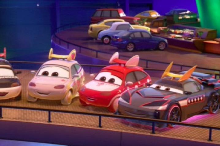 Dan The Pixar Fan Cars 2 Kabuto