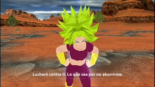 NEW DRAGON BALL TENKAICHI TAG TEAM (MOD) STYLE XENOVERSE PARA ANDROID (PPSSPP)