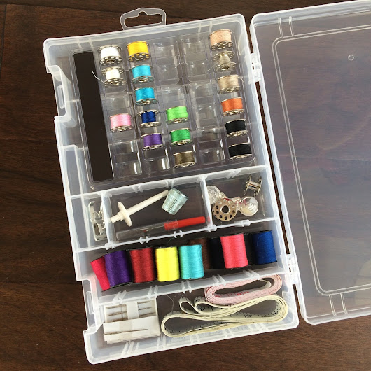 Organized Sewing