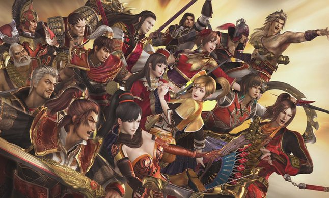 Dynasty Warriors 7 Extreme Legend Full Crack - Gamers Full Version