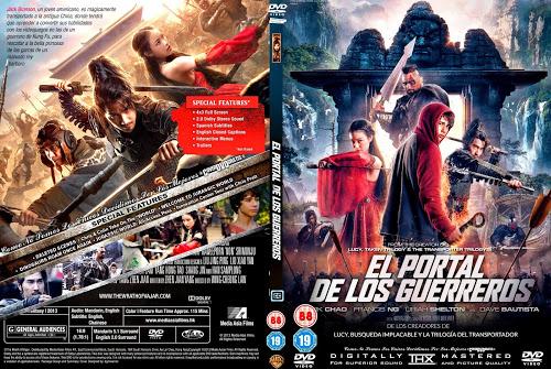 Portal dos Guerreiros Torrent - BluRay Rip 720p e 1080p Dual Áudio 5.1 (2017)