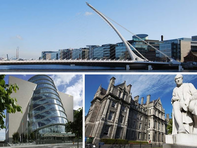 programa de inmersión linguística en Dublín.